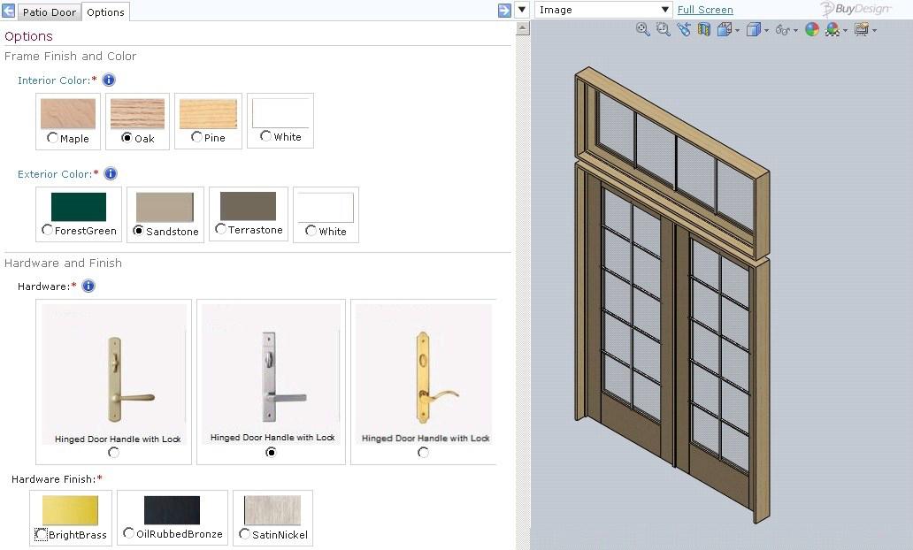 Syteline Product Configurator 3D Design Automation - Fox Run